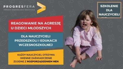 Reagowanie na agresję u dzieci młodszych