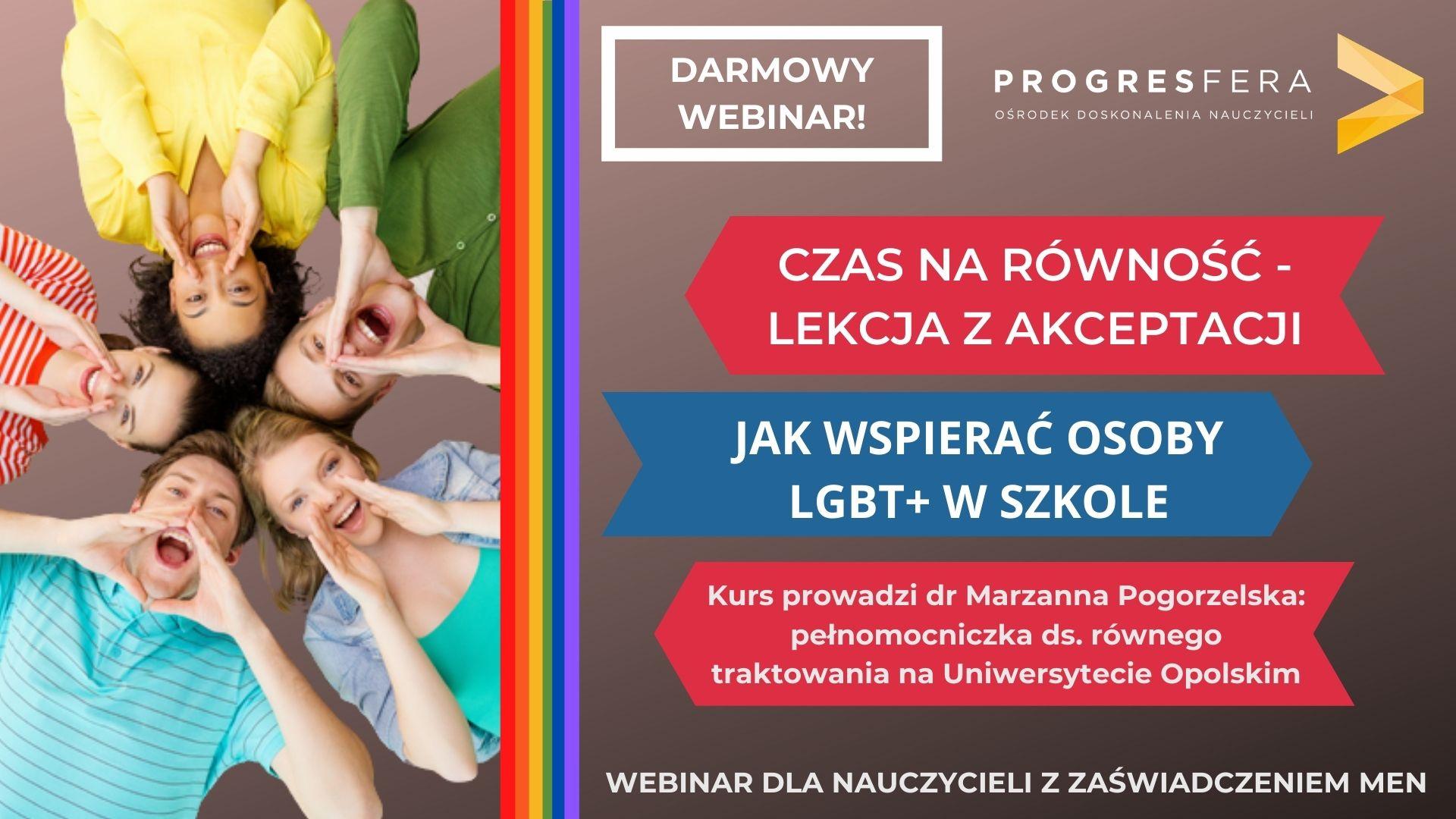 osoby LGBT+ w szkole